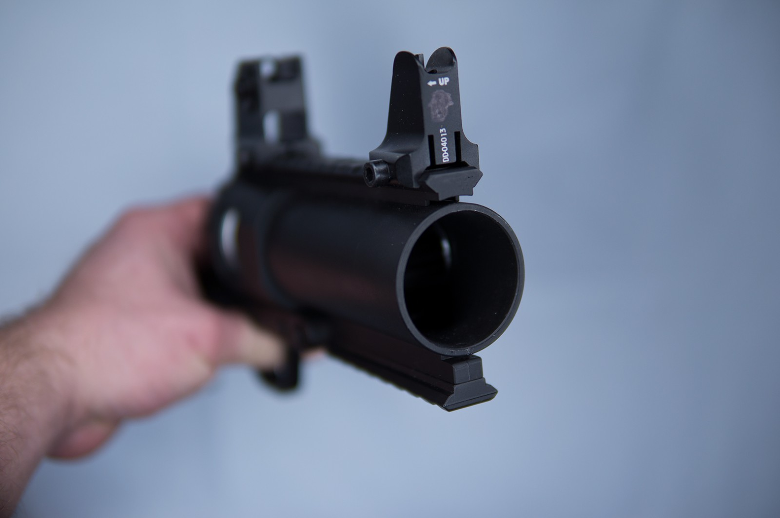 Снова тема про собак и пистолеты