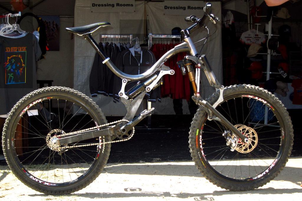 Ричард Шеппард из Ram Bikes!!!