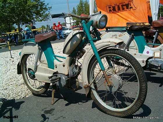Модификации Риги12. Важно для реставрации.