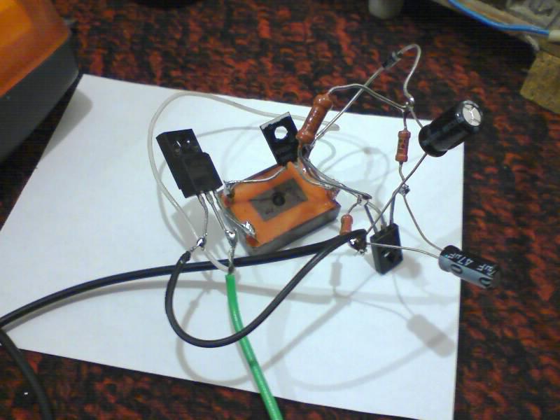 Поворотники - схема и установка