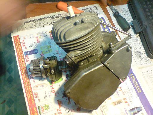 Лучшая сборка двигателя 2011(конкурс)