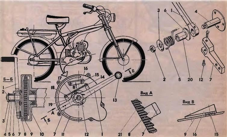 ЮТ 1988 статьи про мопеды.