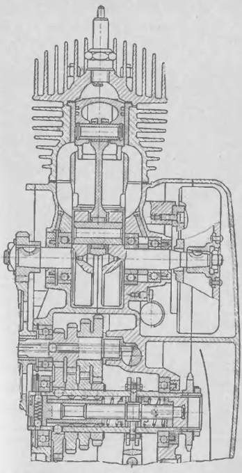 Моторы серии Ш. Сходства и различия