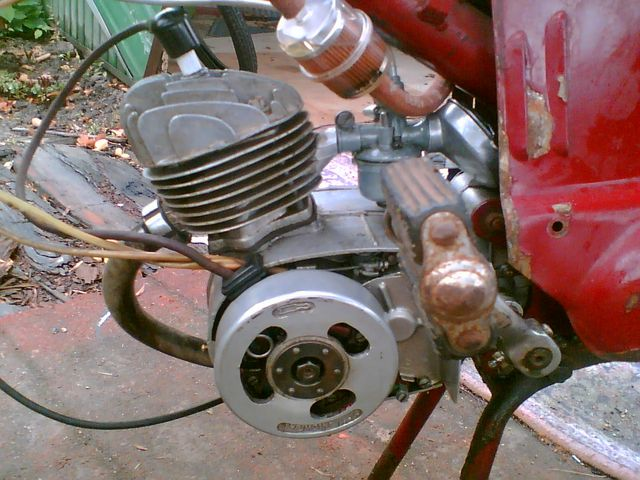 Двигатель S-38