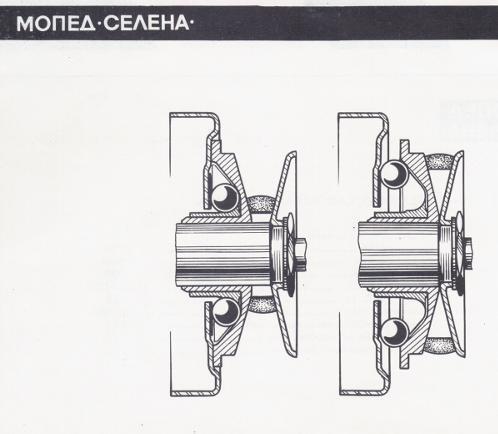 Селена или Верховина автомат
