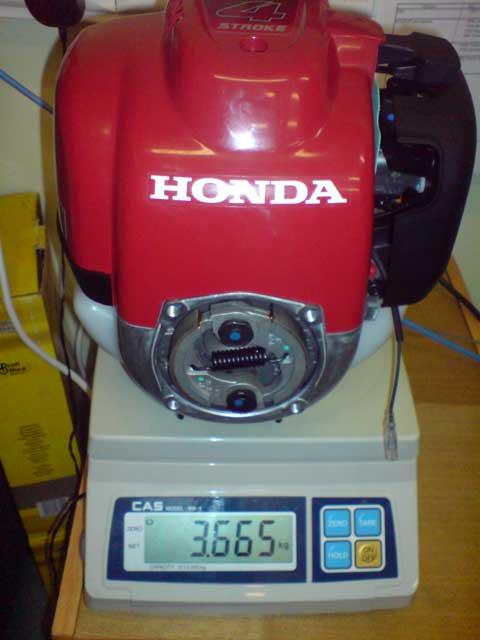 Продажа двигателей HONDA в Москве.