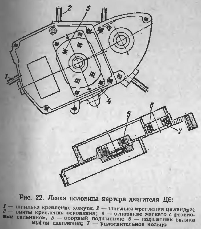 М.Е. Маркович - Мотовелосипедные двигатели
