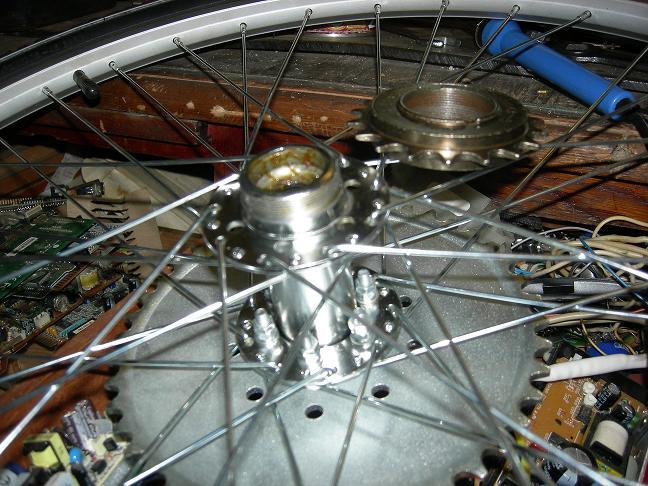 Пластилиновые колеса
