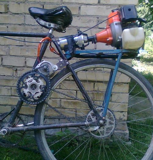 RIGA 13 гибрид електро-бензин