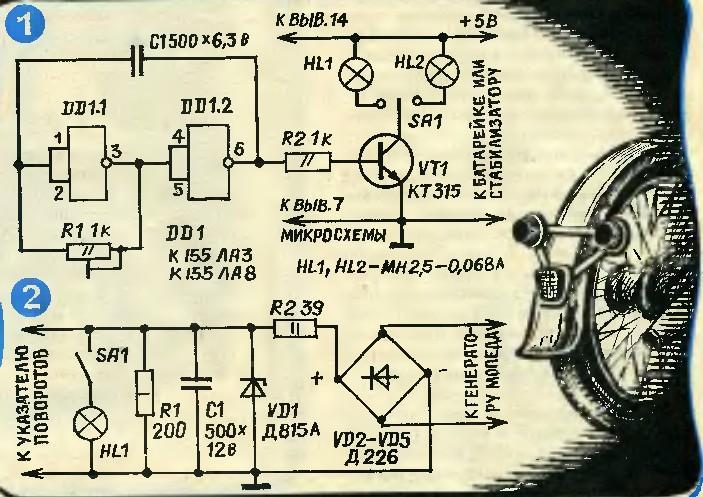 ЮТ 1987 Статьи про мопеды