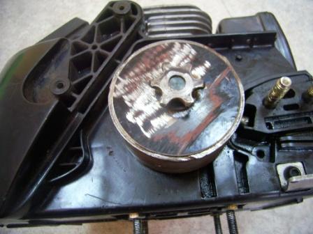 Самокат с мотором STIHL MS 180