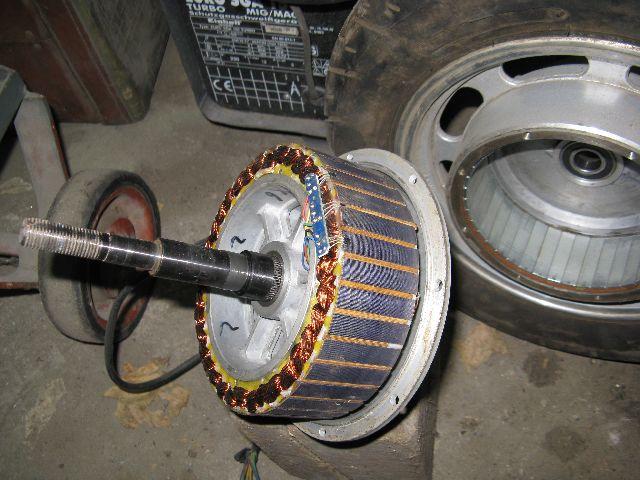 Электро колесо.нужна схема