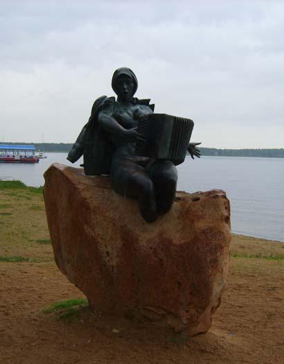 Сенежское озеро и его окрестности