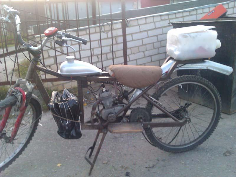 Хочу собрать собственный мопед velod s-sp80