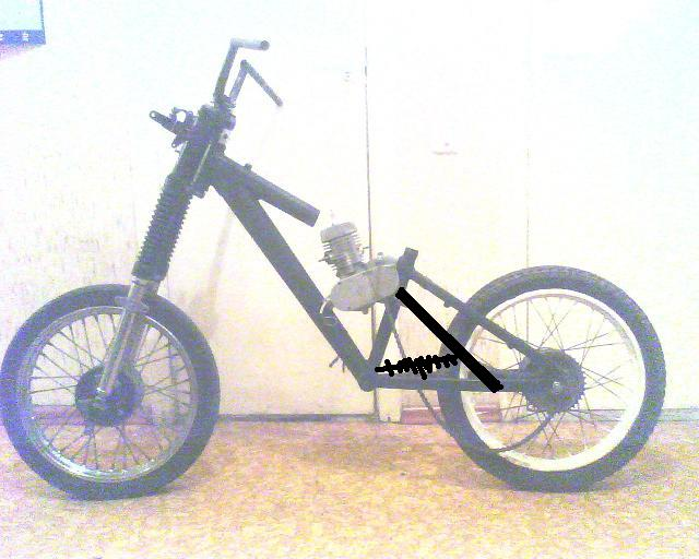 Мотонорка v2