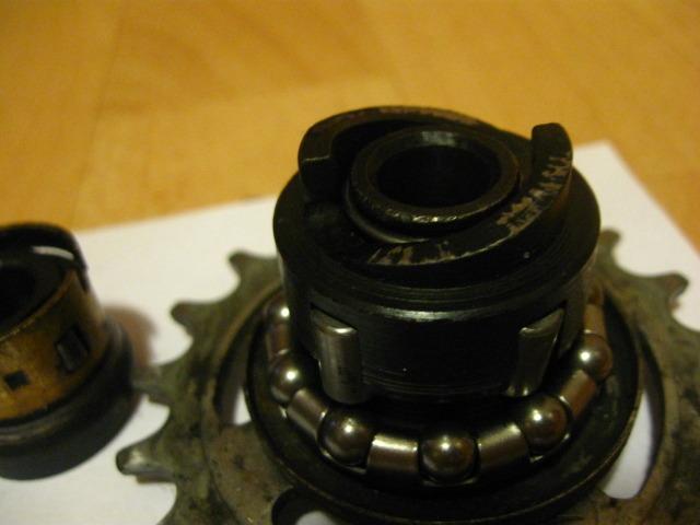 """Велосипедная втулка """"Торпедо"""" - устройство, ремонт"""