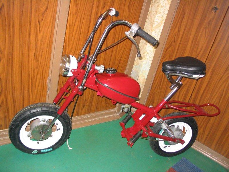 Установка  звезды на скутерное колесо, как лучше поступить?