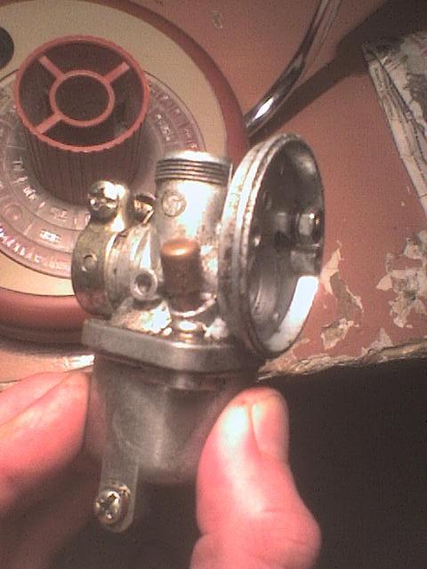 Тотальная переделка Stels 200 c китайским Д6