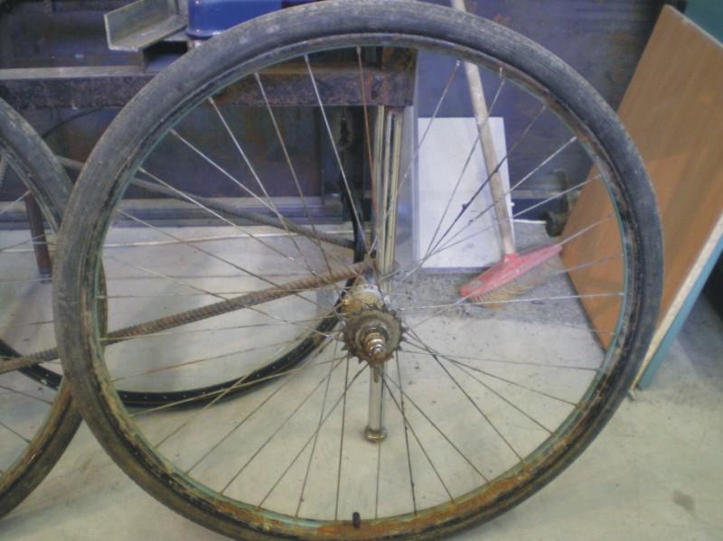Велосипед с чем?