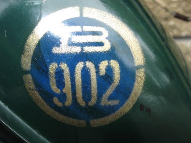 Мотовелосипед В-902