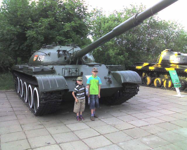 Конкретные танки.