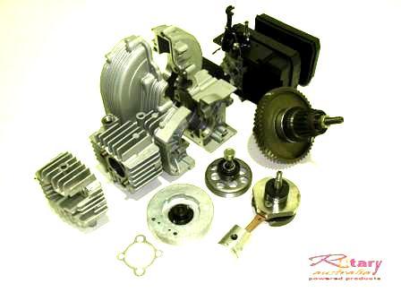 Rotary Engine RH-01