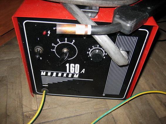 Полуавтомат Мидиком 160.