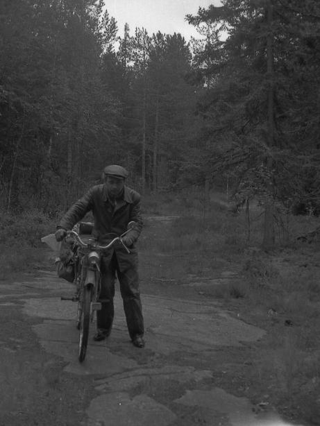 На мопедах в Карелию 30 лет тому назад. (Ретроотчёт-рассказ)