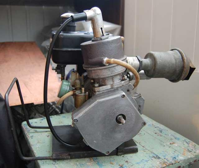 Мотонасос Водолей МН-1М