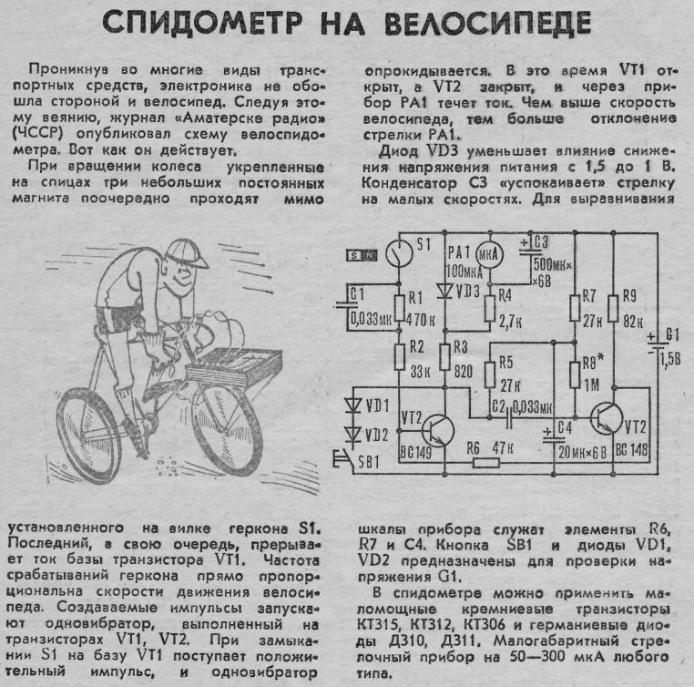 ЮТ: Статьи про вело, мото и не только.