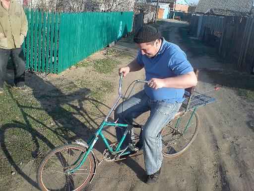 Юрий Григорьевич и движитель Болдырева