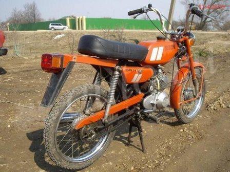 Мокик DELTA РМЗ- 2.124 и его модификации.