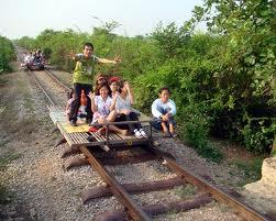 Альтернативный железнодорожный дырчик