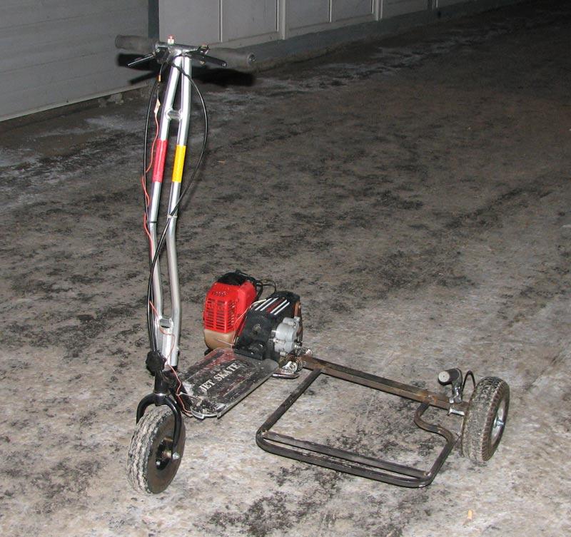 Первые клубные колясочники