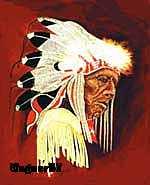 Индеец, китайского происхождения