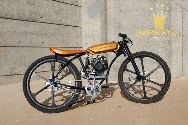 Хочу построить мотовелосипед из двухподвеса (начало пути)