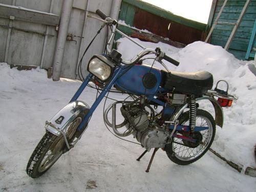 Сдвоенный мотор В-50
