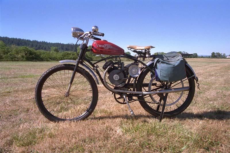Трансмиссия для переднеприводного велосипеда с мотором