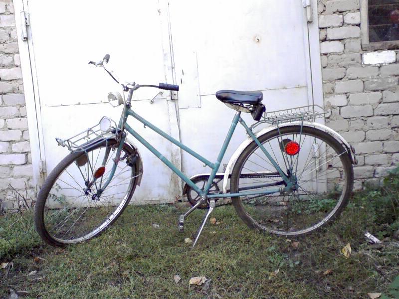 Как восстановить велосипедное ретро-седло?