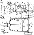 Чертеж квадроцикла из урала своими руками чертежи 38